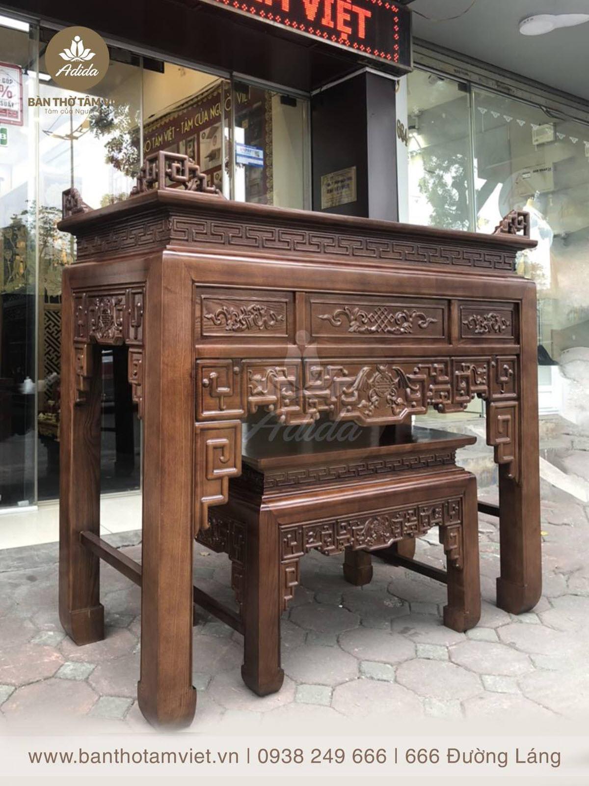 Khuyến mại Bàn thờ Tâm Việt